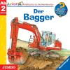 Hörbuch Cover: Der Bagger