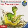 Hörbuch Cover: Die Dinosaurier