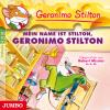 Hörbuch Cover: Mein Name ist Stilton, Geronimo Stilton