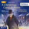 Hörbuch Cover: A Christmas Carol in Prose