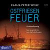 Hörbuch Cover: Ostfriesenfeuer