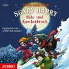 Hörbuch Cover: Scary Harry. Hals- und Knochenbruch