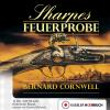 Hörbuch Cover: Sharpes Feuerprobe