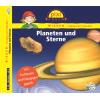 Hörbuch Cover: Planeten und Sterne
