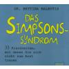 Hörbuch Cover: Das Simpsons-Syndrom