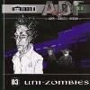 Hörbuch Cover: Uni - Zombies