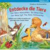 Hörbuch Cover: Entdecke die Tiere