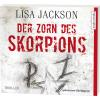 Hörbuch Cover: Zorn des Skorpions