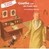 Hörbuch Cover: Goethe und des Pudels Kern