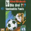 Hörbuch Cover: Verdeckte Fouls