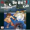 Hörbuch Cover: Zombie-Alarm