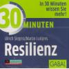 Hörbuch Cover: Resilienz