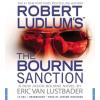 Hörbuch Cover: Robert Ludlum's the Bourne Sanction
