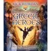 Hörbuch Cover: Percy Jackson's Greek Heroes