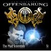 Hörbuch Cover: The Mad Scientists