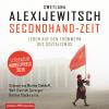 Hörbuch Cover: Secondhand-Zeit