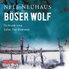 Hörbuch Cover: Böser Wolf