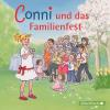 Hörbuch Cover: Conni und das Familienfest