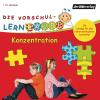 Hörbuch Cover: Die Vorschul-Lernraupe: Konzentration