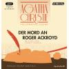 Hörbuch Cover: Der Mord an Roger Ackroyd