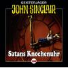 Hörbuch Cover: Satans Knochenuhr