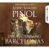 Hörbuch Cover: Der Untergang Barcelonas