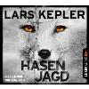 Hörbuch Cover: Hasenjagd