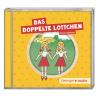 Hörbuch Cover: Das doppelte Lottchen
