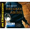 Hörbuch Cover: Das Grab am Nil - ActionZone