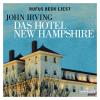 Hörbuch Cover: Das Hotel New Hampshire