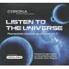 Hörbuch Cover: Listen to the Universe 3