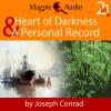 Hörbuch Cover: Heart of Darkness and A Personal Record (Unabridged) (Download)