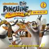 Hörbuch Cover: Folge 2: King Julien-Tag (Download)