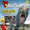 Hörbuch Cover: Folge 3: Dino-Alarm in der High School (Download)