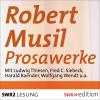 Hörbuch Cover: Robert Musil - Prosawerke (Download)