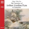 Hörbuch Cover: The Narrative of Arthur Gordon Pym (Download)