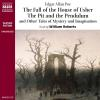 Hörbuch Cover: The Fall of the House of Usher and other tales of mystery and imagination (Download)