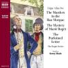 Hörbuch Cover: The Murders in the Rue Morgue - The Mystery of Marie Rogêt - The Purloined Letter (Download)