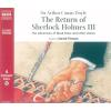 Hörbuch Cover: The Return of Sherlock Holmes III (Download)