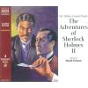 Hörbuch Cover: The Adventures of Sherlock Holmes II (Download)