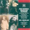Hörbuch Cover: Great Historical Shakespeare Recordings (Download)
