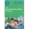 Hörbuch Cover: PONS mobil Sprachtraining Aufbau: Spanisch (Download)
