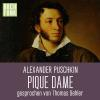 Hörbuch Cover: Pique Dame & andere Erzählungen (Download)