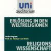 Hörbuch Cover: Erlösung in den Weltreligionen (Download)