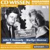Hörbuch Cover: Biographien 03: John F. Kennedy und Marilyn Monroe (Download)