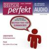 Hörbuch Cover: Deutsch lernen Audio - Deutsch-Test für Zuwanderer (Download)