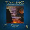 Hörbuch Cover: Takimo - 06 - Magma (Download)