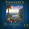 Hörbuch Cover: Takimo - 17 - Pantheon (Download)