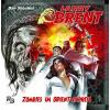 Hörbuch Cover: Larry Brent 2 - Zombies im Orientexpress (Download)
