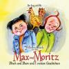 Hörbuch Cover: Max und Moritz (Download)